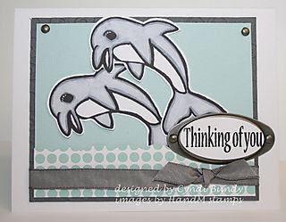 Handm-dolphin