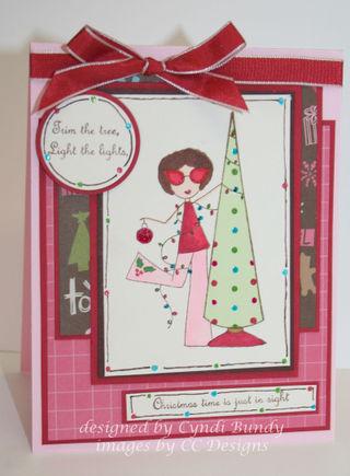 Christmas-glam-girl