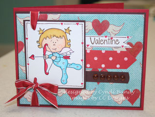 Cupid-valentine