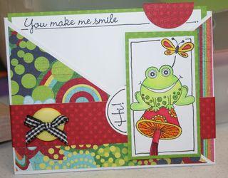 Pocket-frog