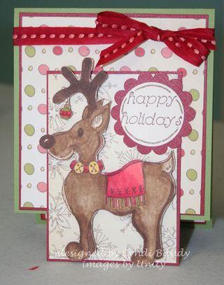 Unity-reindeer